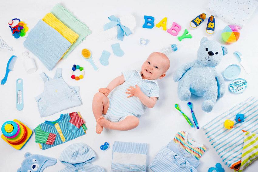 11 вещей для новорожденного, которые можно не покупать