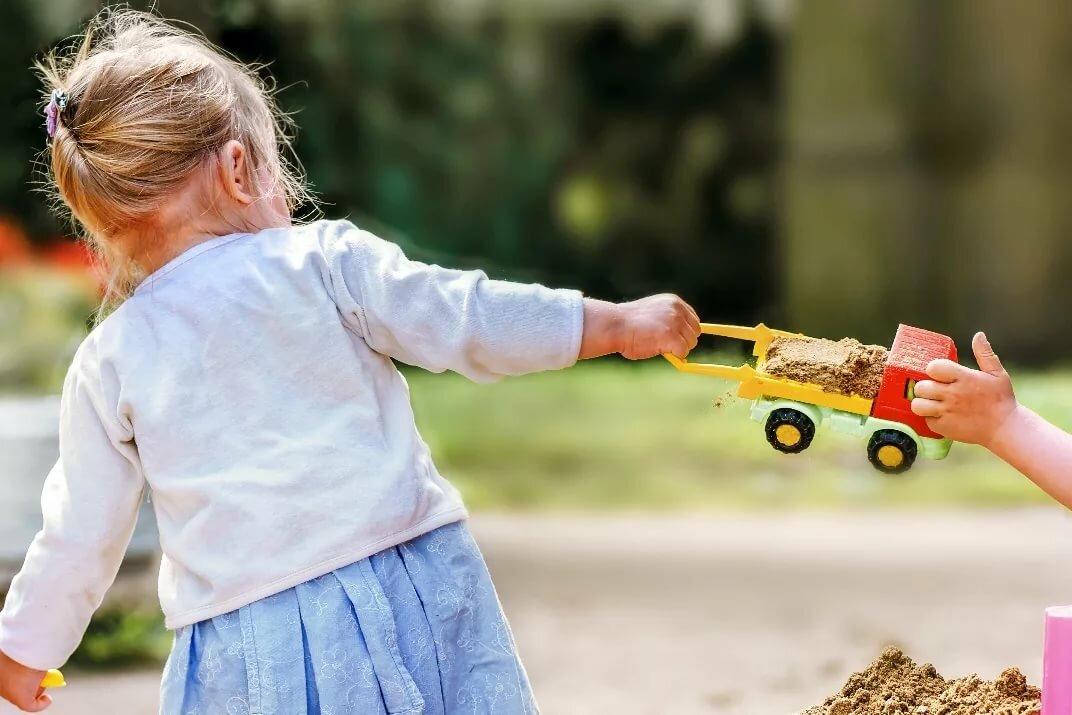 Не будь жадиной! . психология и воспитание от 1 до 3 лет