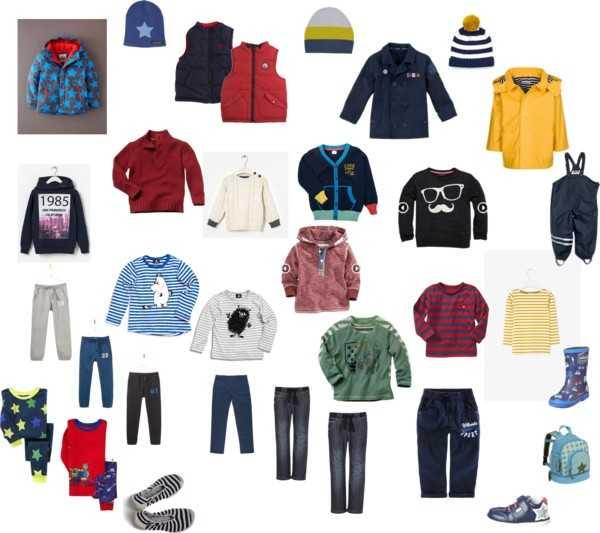 Модные варианты детской одежды, рекомендации выбора