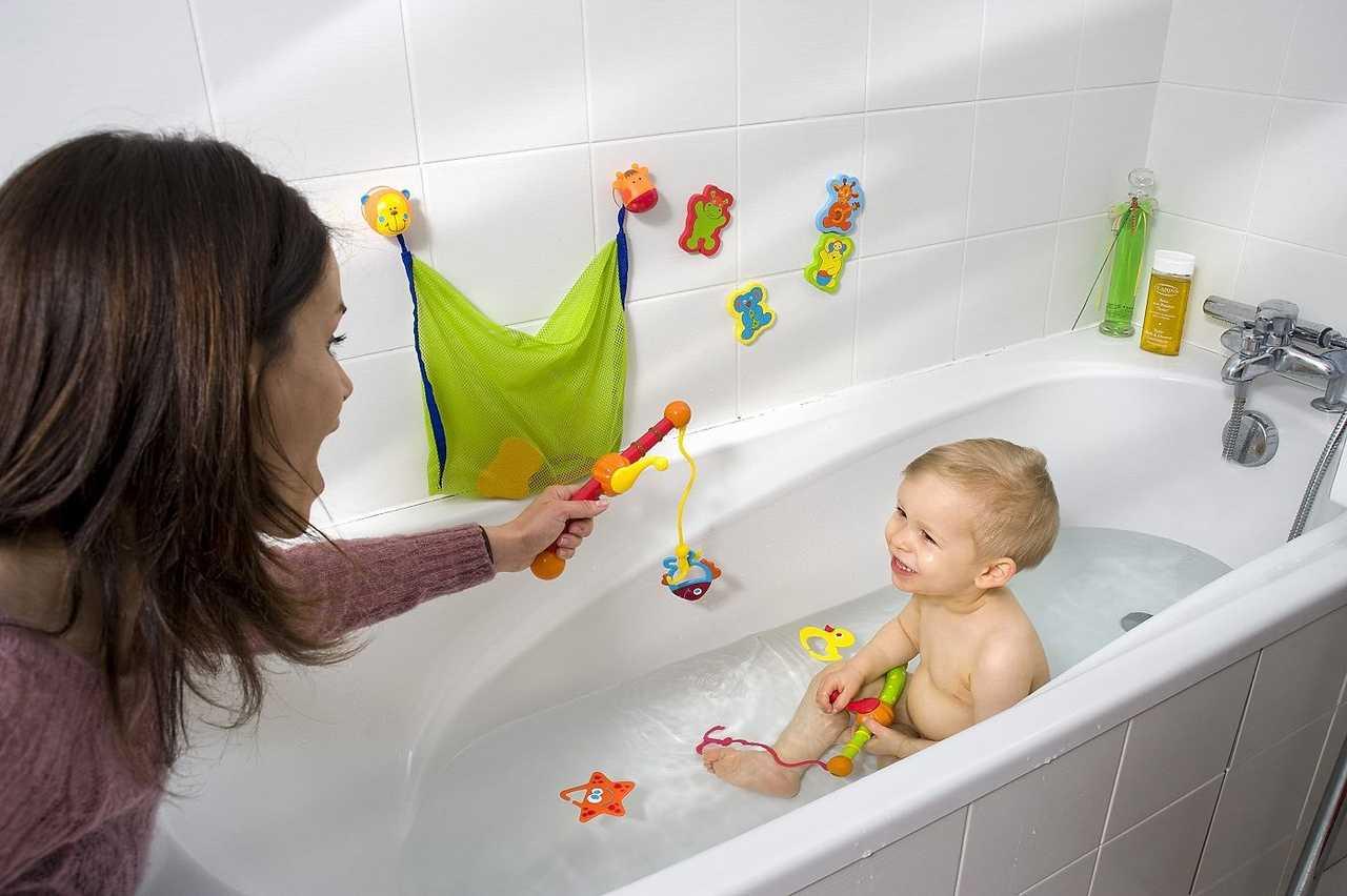 Ребенок боится принимать ванну. советы детского психолога