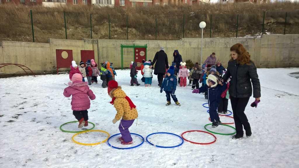 Зимние забавы для детей и взрослых  | цветы жизни