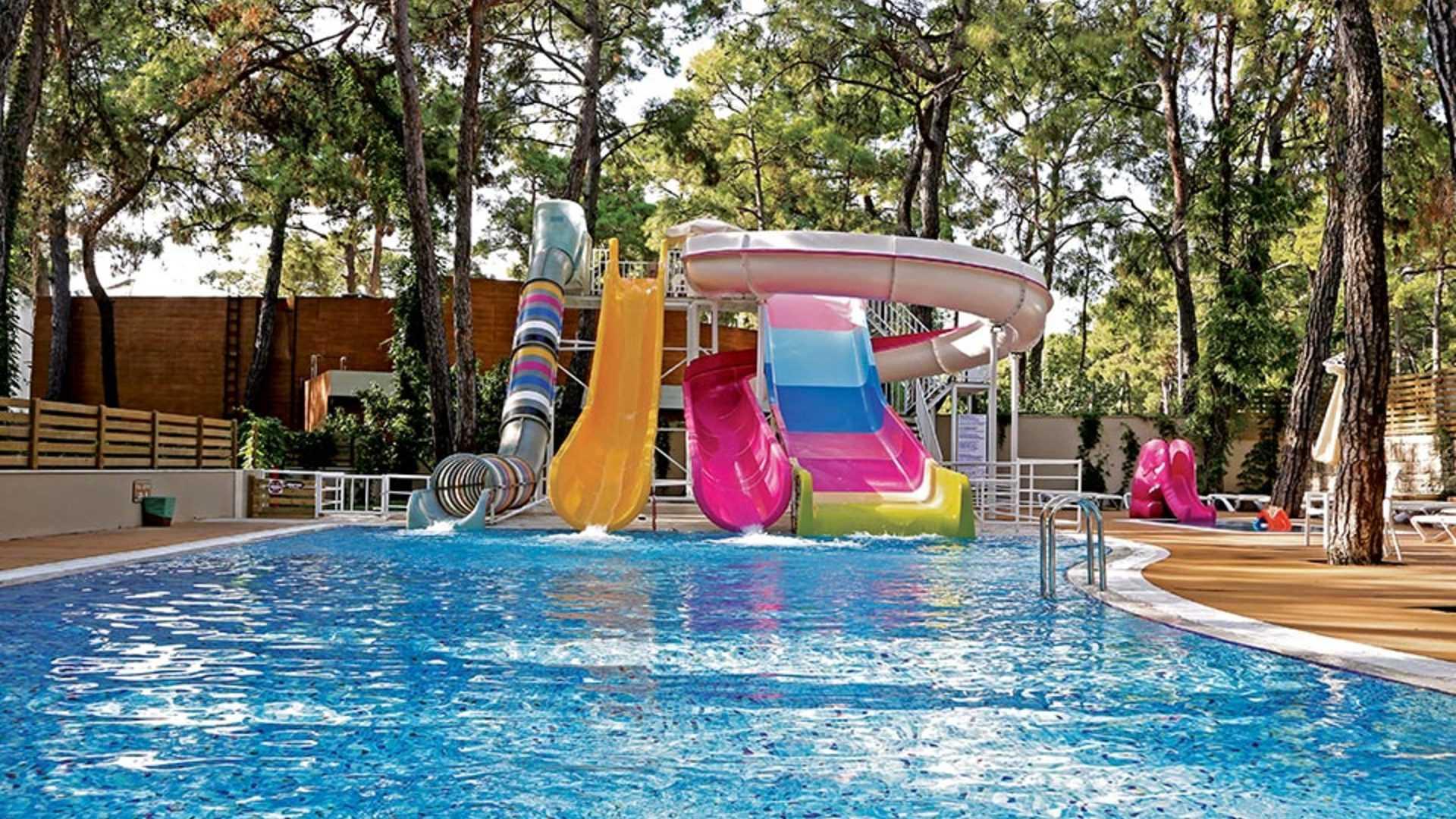 Топ-5 семейных отелей в кемере для отдыха с детьми