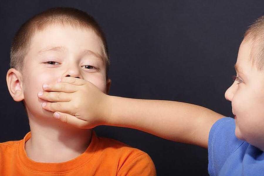 Ребенок ругается матом что делать