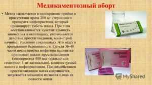 Таблетки для беременных, вызывающие роды