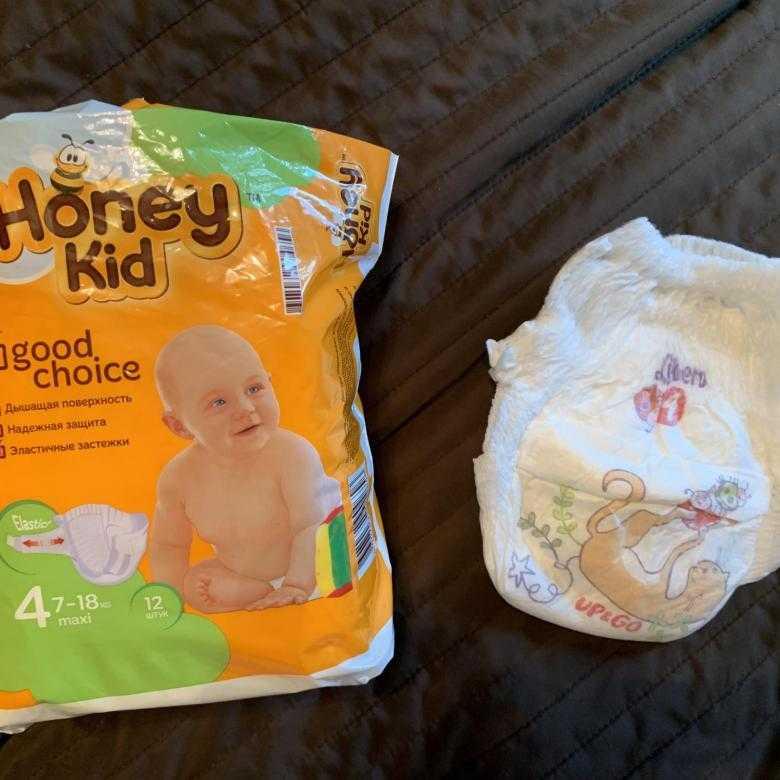 Подгузники honey kid: выбираем памперсы и трусики, отзывы