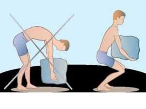 Сколько нельзя после кесарева поднимать тяжести