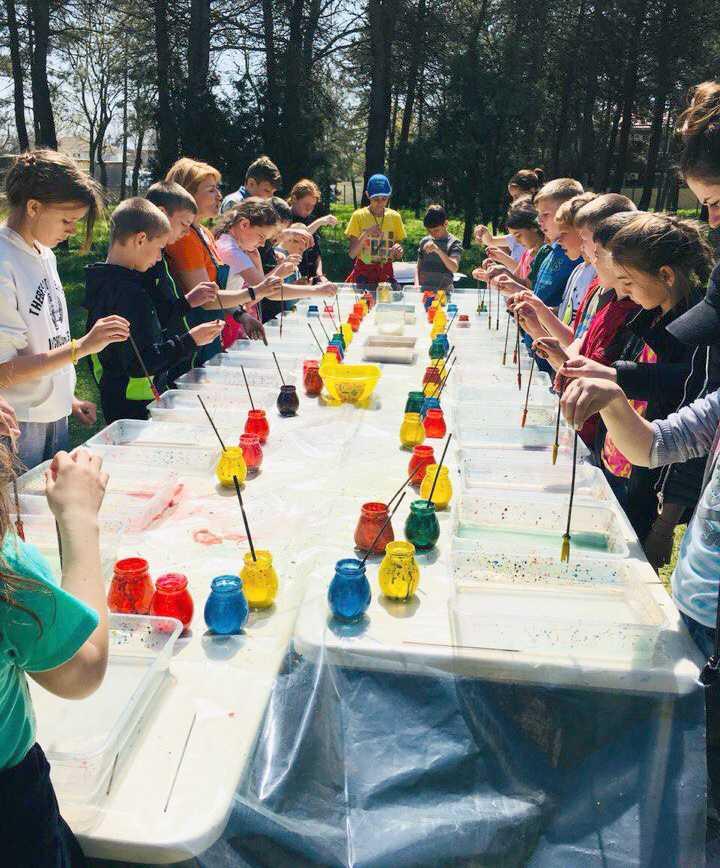 Детский лагерь в анапе (111 фото): центры для детей смена, жемчужина россии и вита