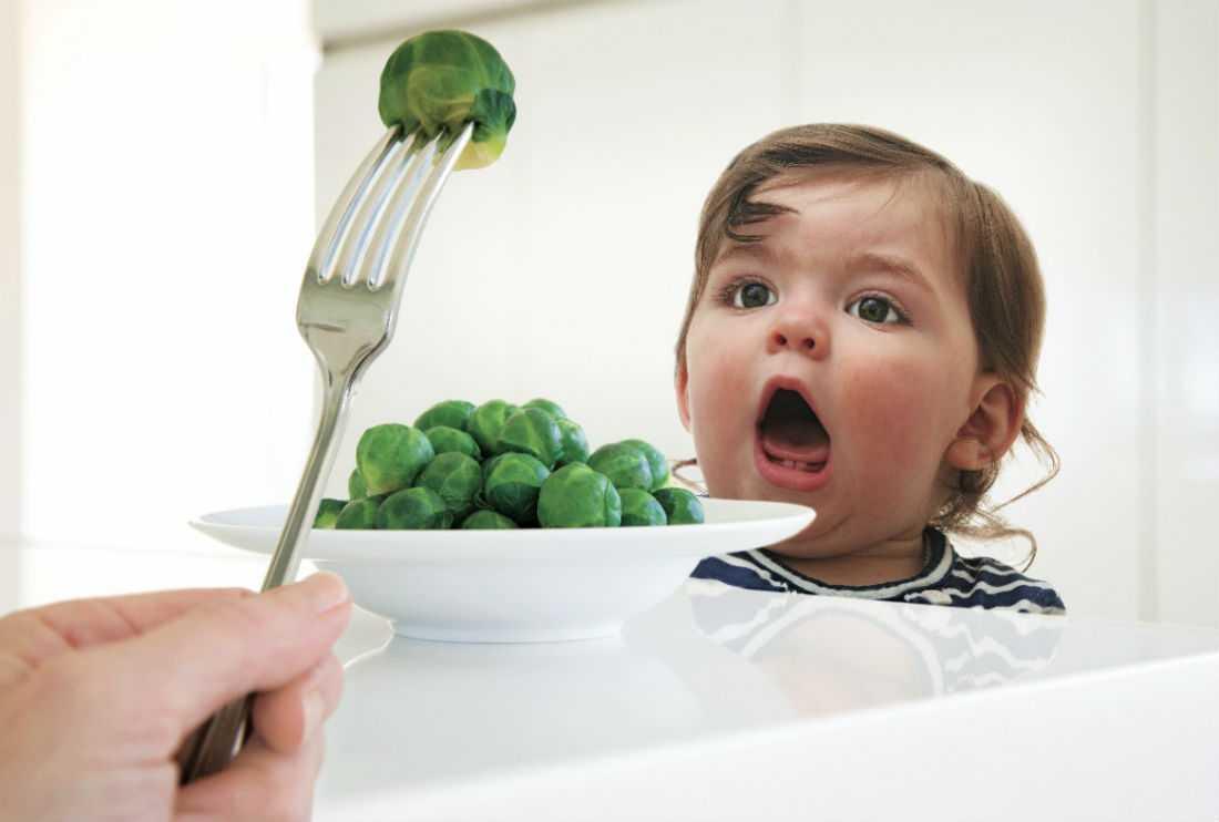 Как уговорить детей есть овощи - блог - iherb
