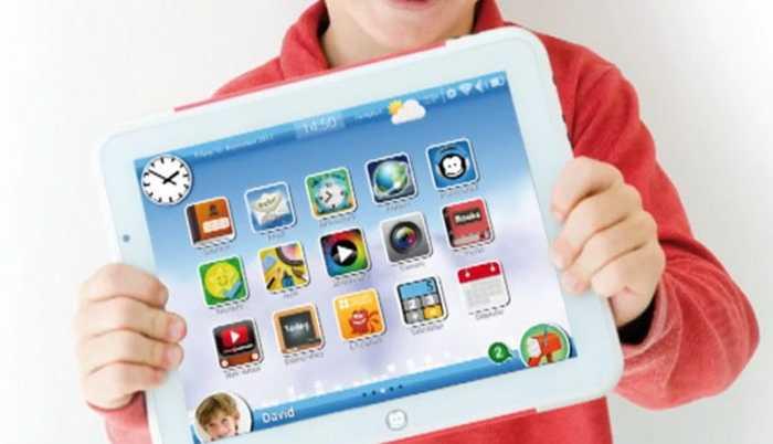 Детский планшет от 3 лет: развивающий обучающий планшет с играми для детей