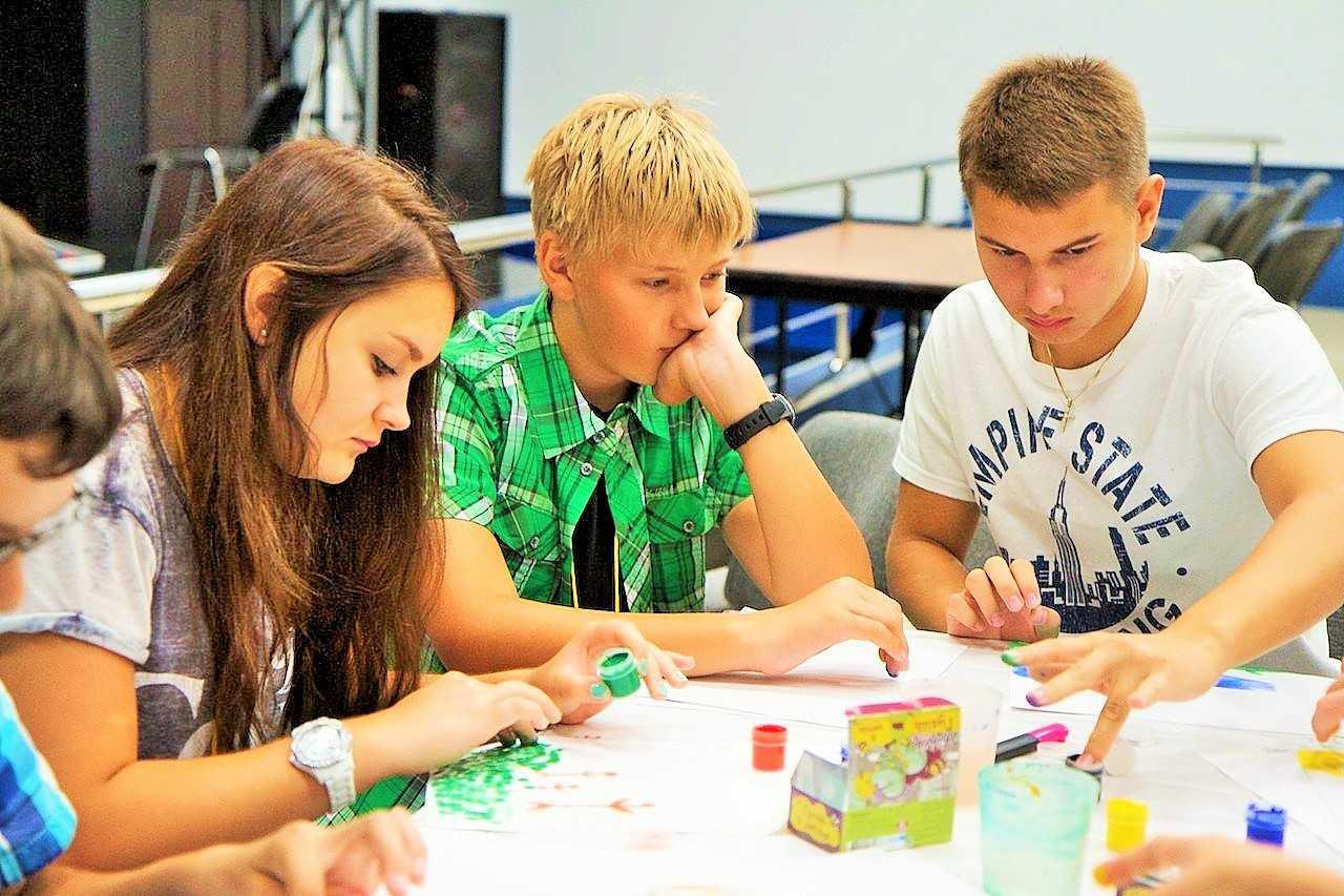 Подростковые лагеря для детей 12-17 лет, 2020-2021. москва, заказ путевок