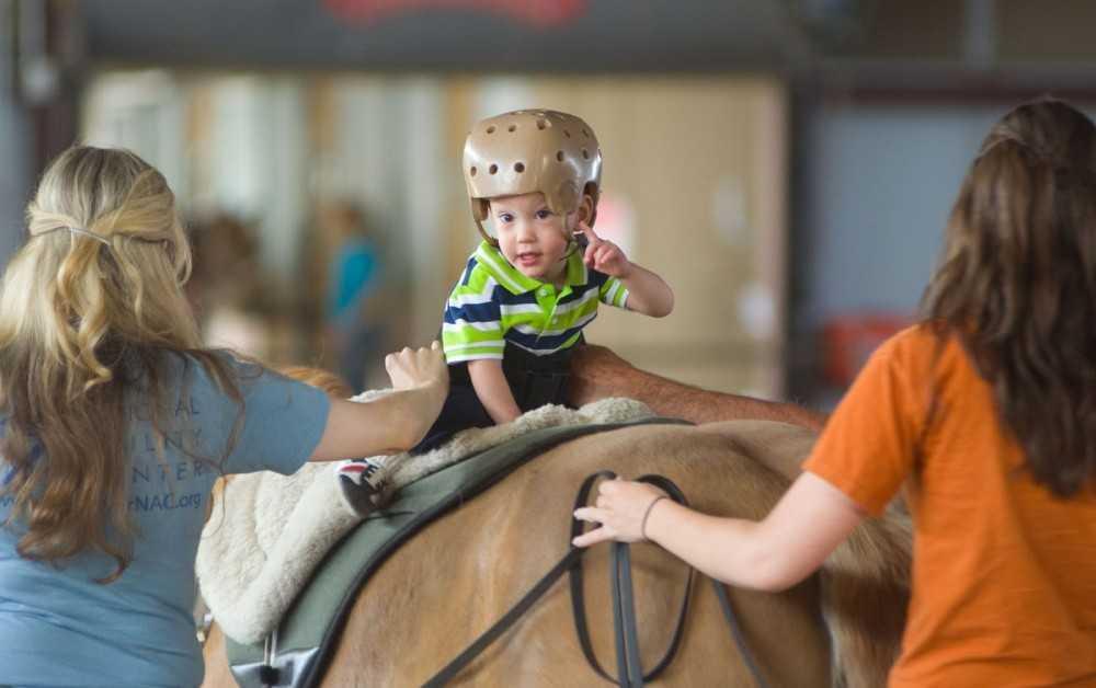 Что такое иппотерапия – верховая езда для детей инвалидов, с дцп, зпр, аутизмом, польза и противопоказания