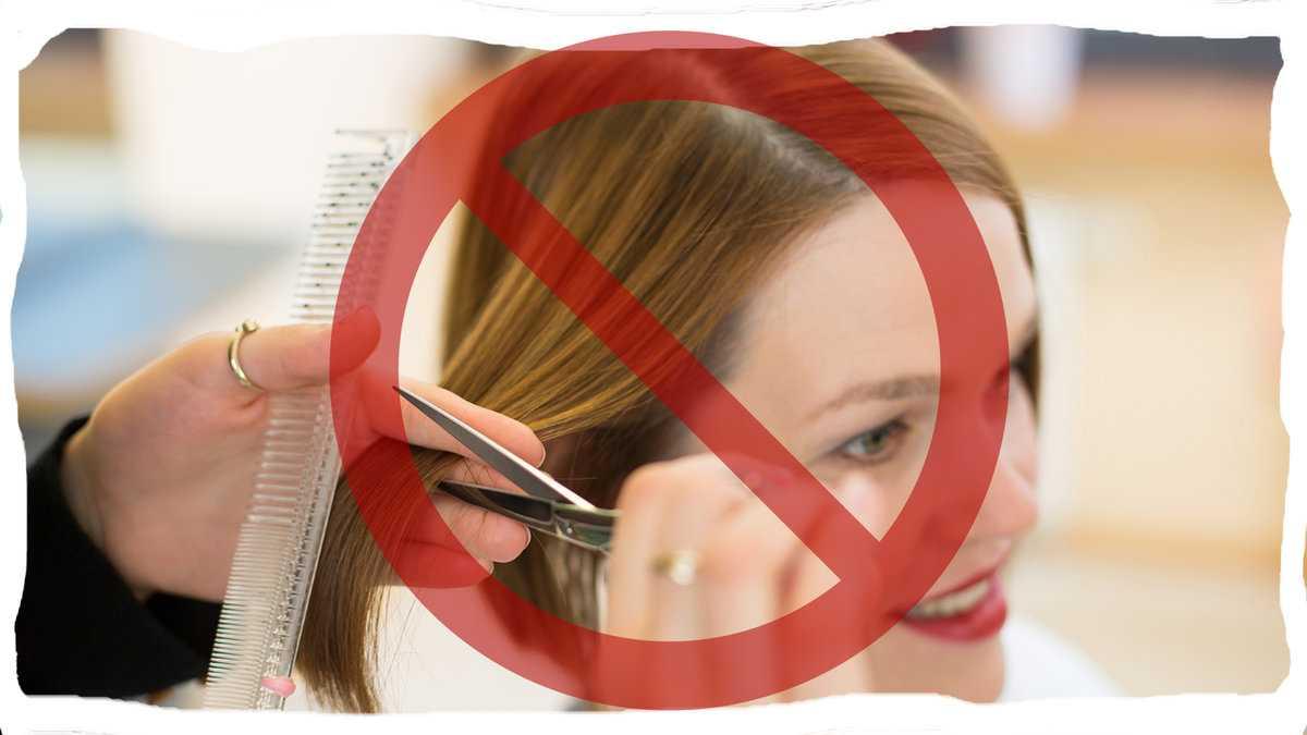 Можно ли беременным стричь волосы - стричься или нет, суеверия, приметы