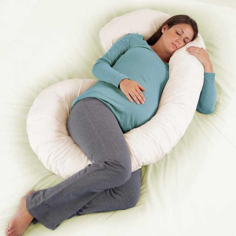 Позы сна во время беременности - можно беременным спать на животе, спине?