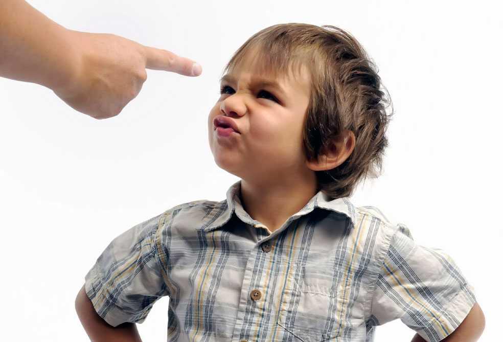 Тренинг для родителей: как не кричать на ребёнка