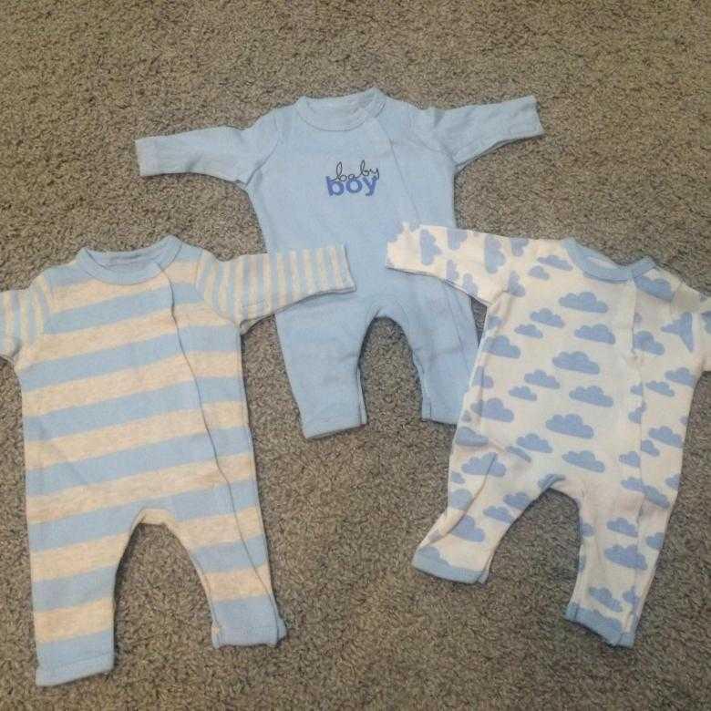 Уникальная одежда для недоношенных детей