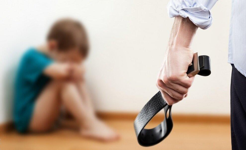 Почему нельзя шлепать детей?