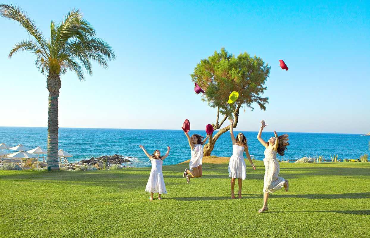 Какой курорт лучше выбрать на крите для отдыха с детьми?
