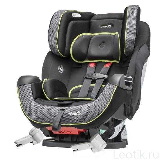 Автокресло evenflo: детское автомобильное кресло safemax и symphony e3 dlx, отзывы