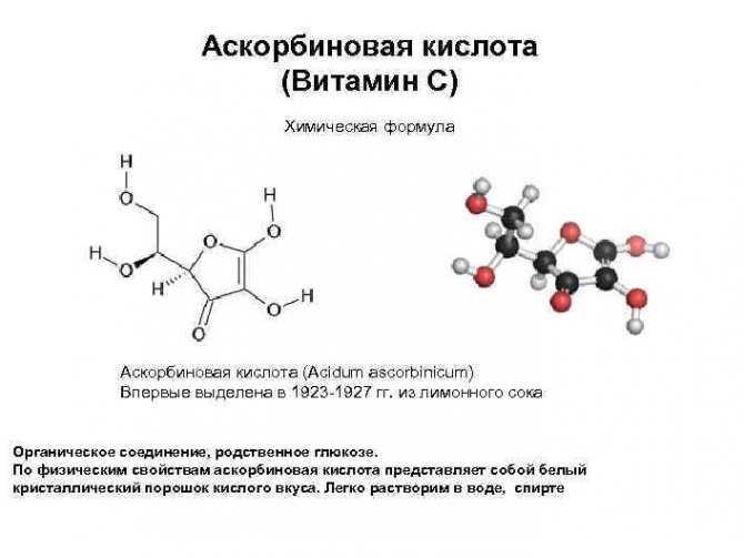 Аскорбиновая кислота в моче - что это значит, почему повышается?