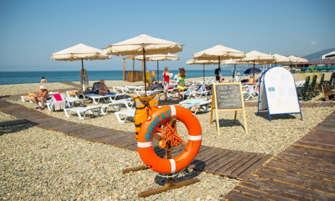 Как в турции, но в россии. отели черного моря с детской анимацией, клубами и «все включено»