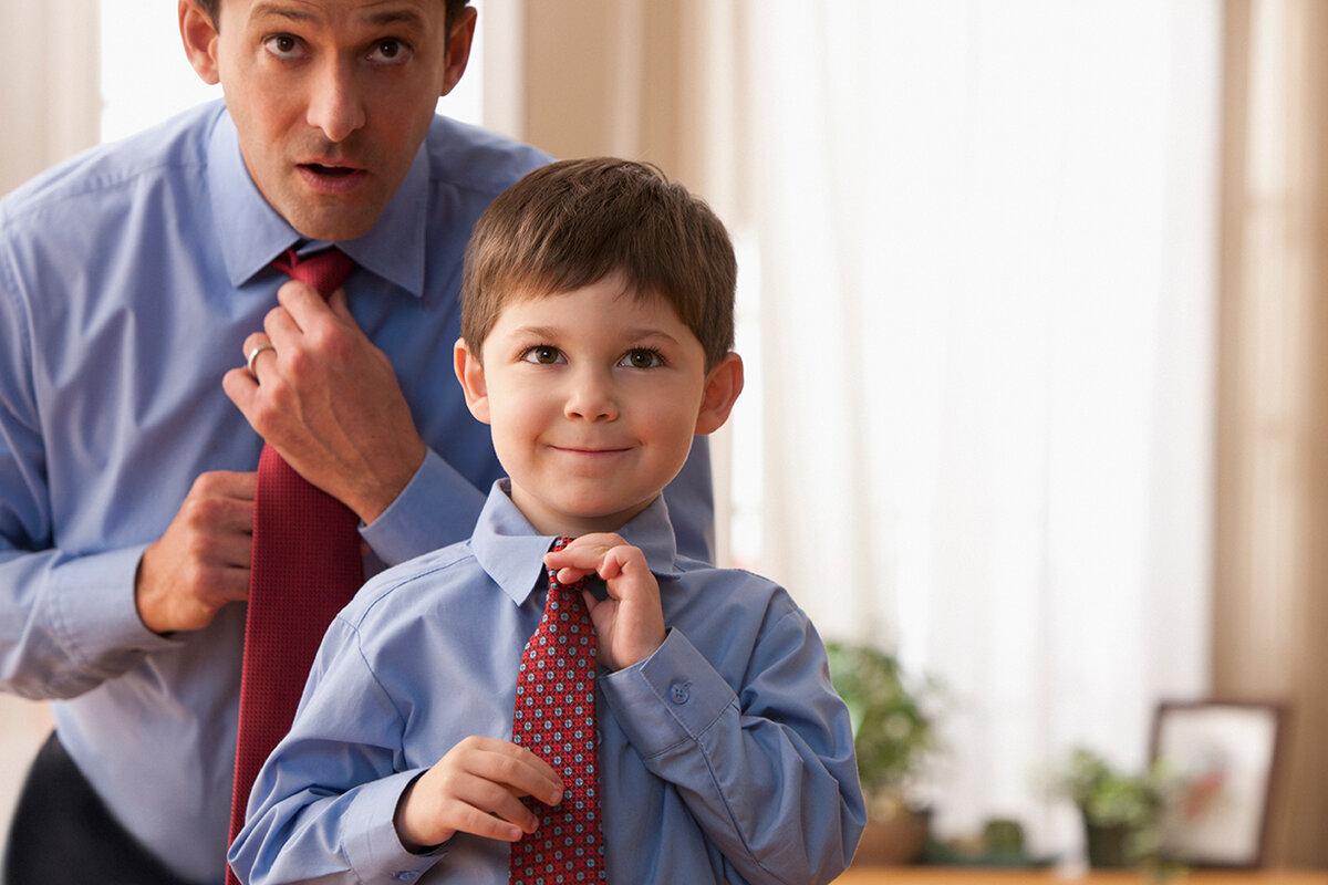 Следуйте этим 8 советам по воспитанию мальчика, и у вас вырастет настоящий мужчина