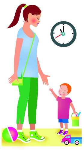 Уводим ребенка с детской площадки без истерики: проще, чем кажется