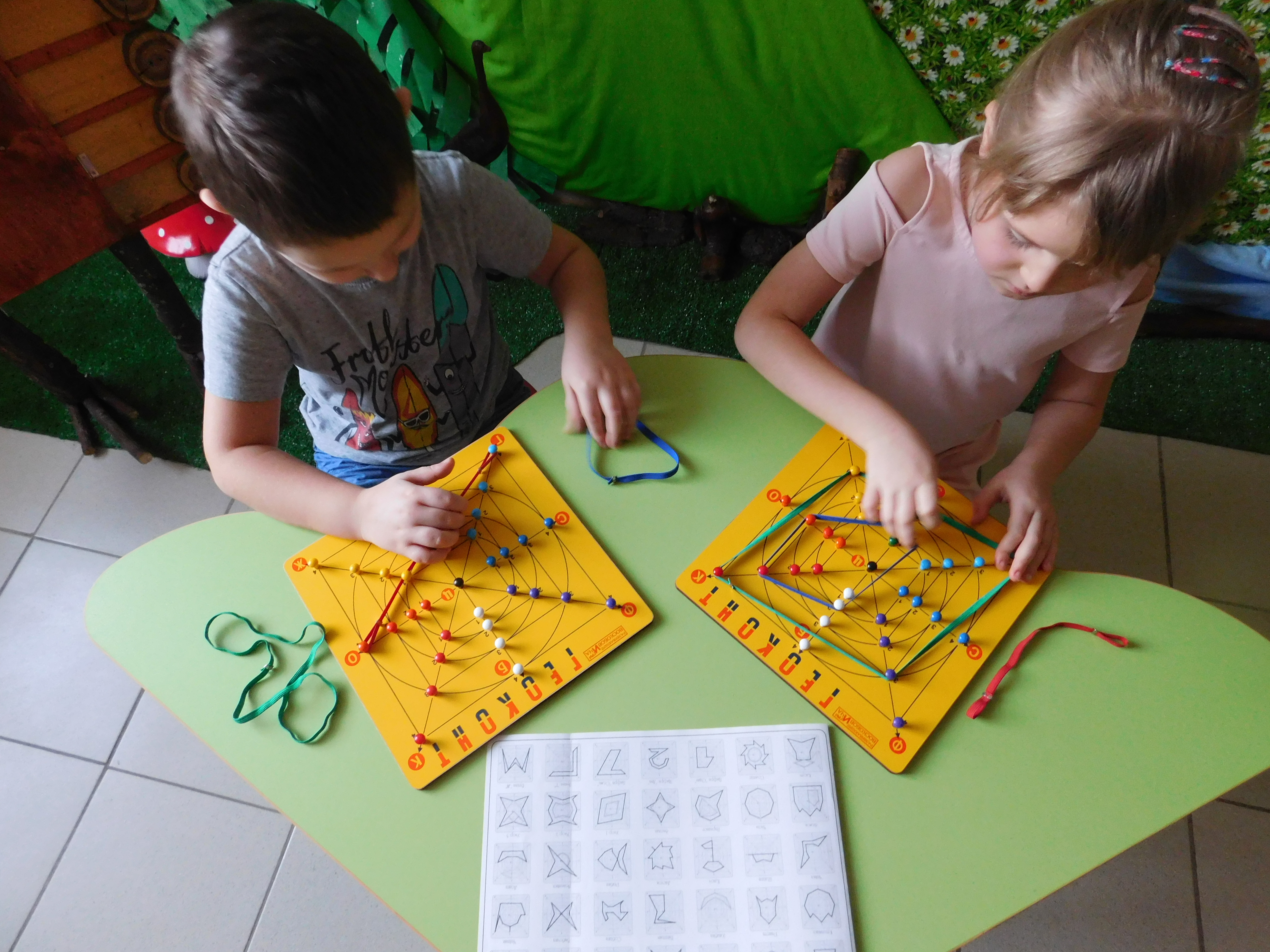 Занятия по методике воскобовича: игра и развитие одновременно