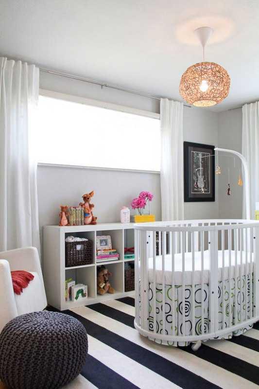 Дизайн детской комнаты - 100 фото идей интерьера