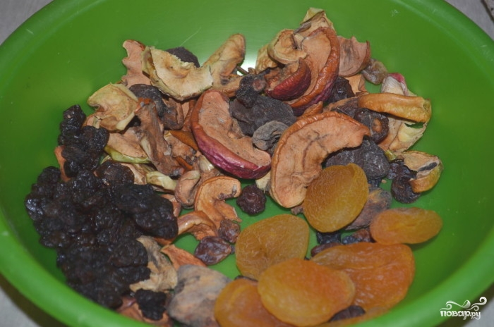 Когда давать и как варить компот из сухофруктов для грудничка: рецепты с фото - моймалыш