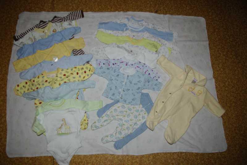 Одежда и товары для недоношенных детей