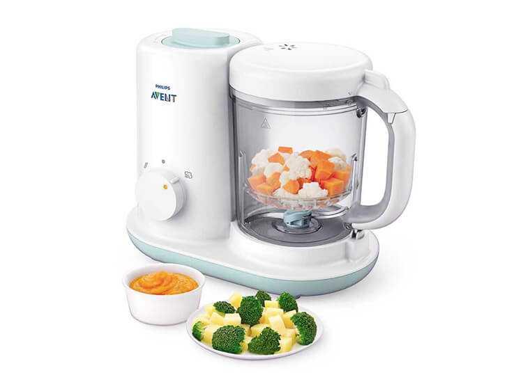 Пароварка блендер: прибор для приготовления детского питания, детский happy baby fusion, как выбрать лучший, мультиварка для пюре, рейтинг