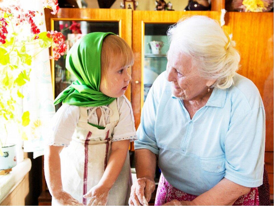 5 причин, почему в жизни ребенка без бабушки не будет счастья