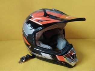 Детские шлемы для квадроциклов - все об авто и мото технике