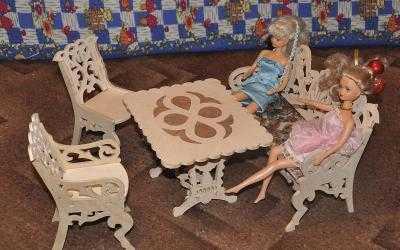 Как своими руками сделать мебель для кукольного домика, рекомендации