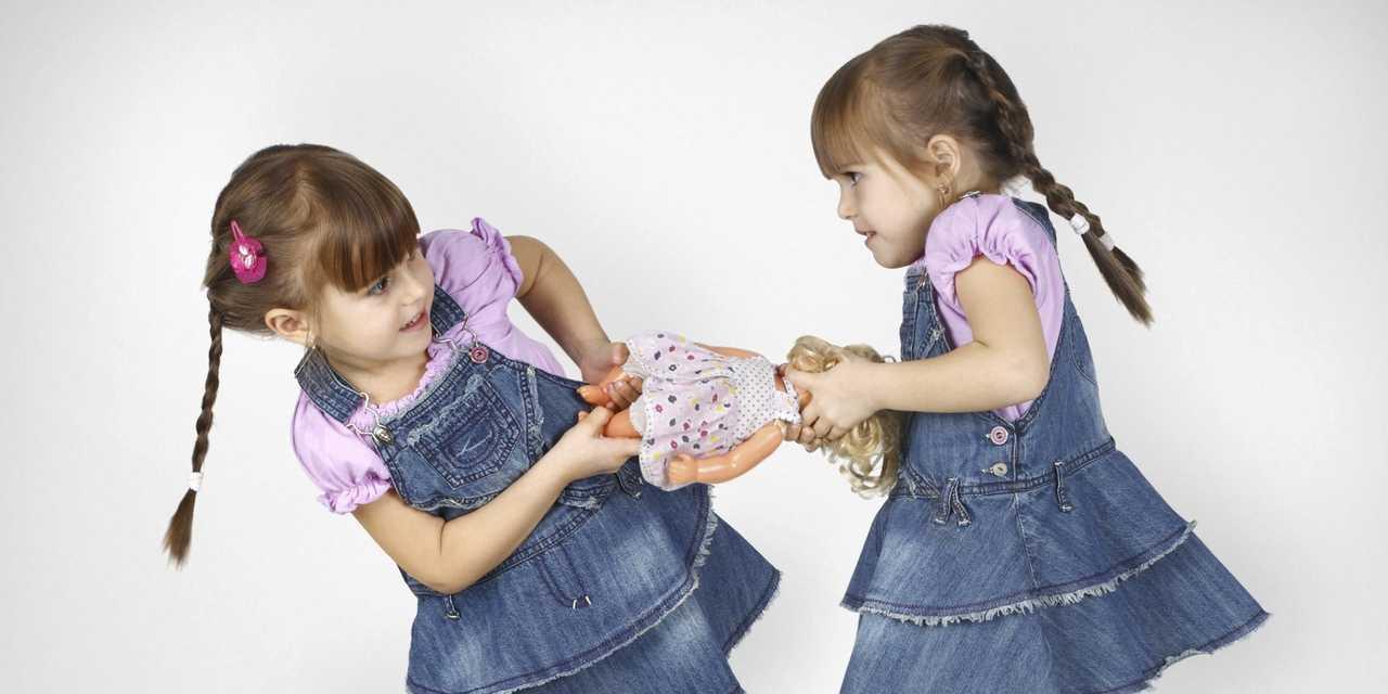 Почему ребенок жадничает, или как научить ребенка делиться
