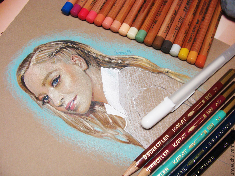 Какую пастель выбрать для рисования