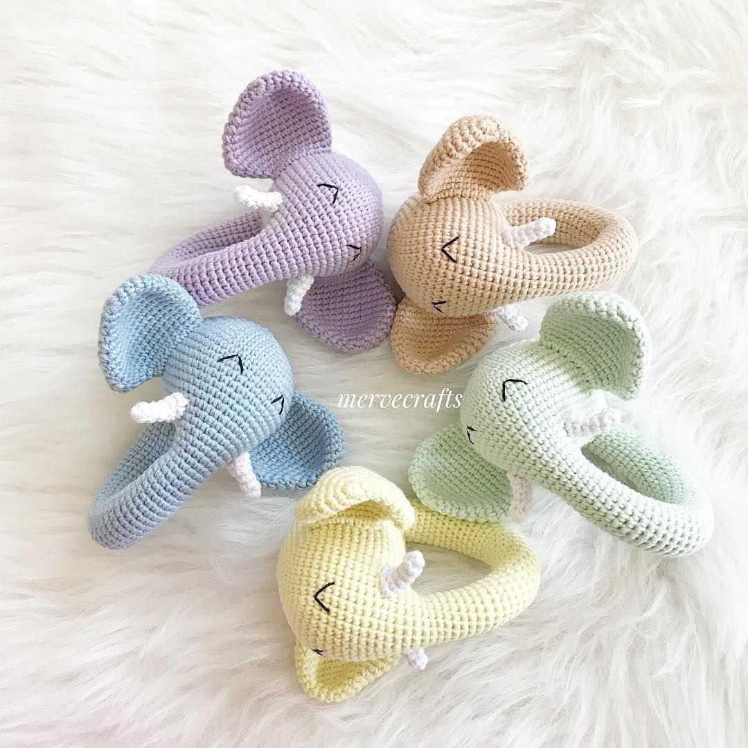 Погремушка своими руками: вязание крючком - схемы, игрушки из подручных материалов для новорожденного