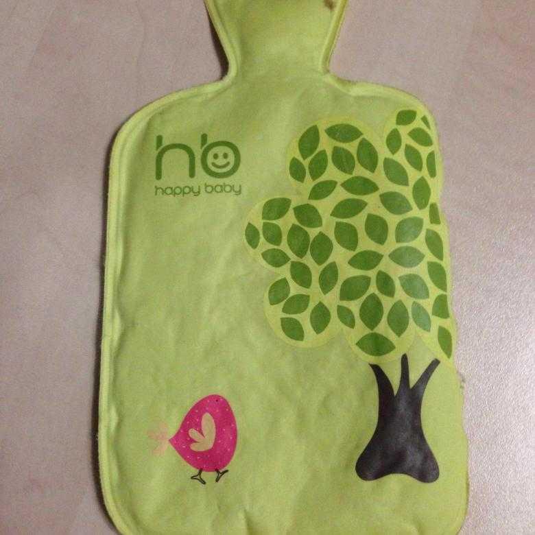 Грелка от коликов для новорожденных: помогает или нет?