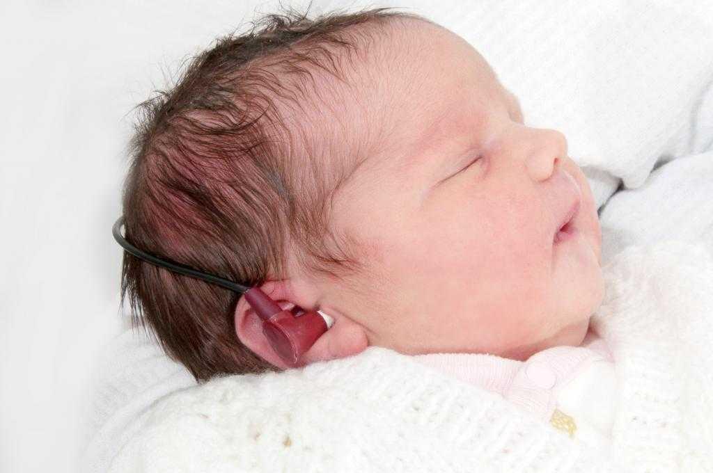 Как развивается слух у ребенка?