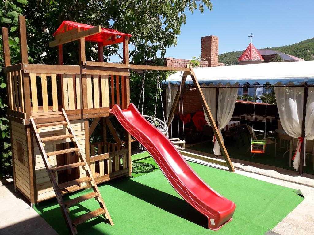 Семейные отели и гостиницы архипо-осиповки для отдыха с ребенком