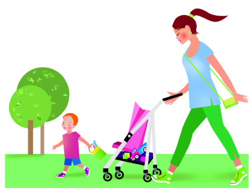 Истерит на улице из-за чужих игрушек - развитие и воспитание ребенка в семье. семейная психология. - страна мам