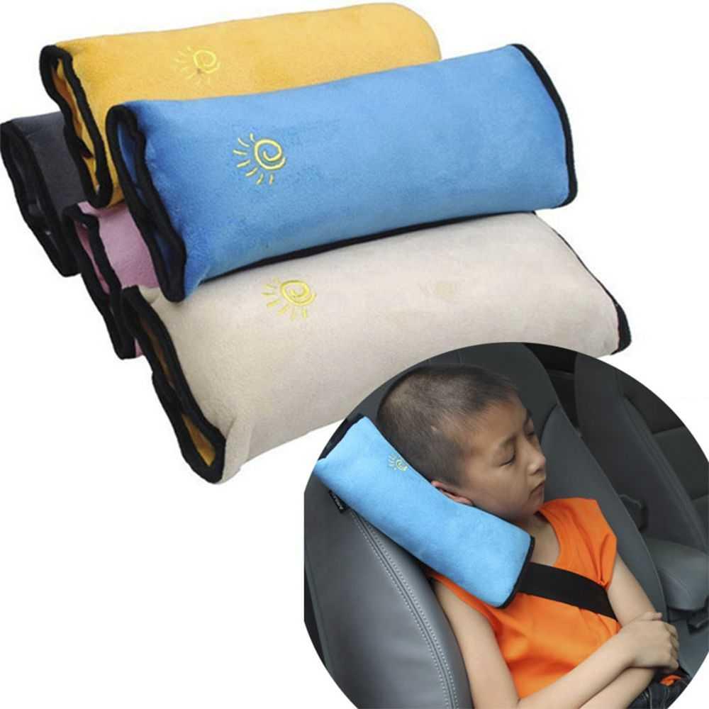 Выбираем подушку для автокресла