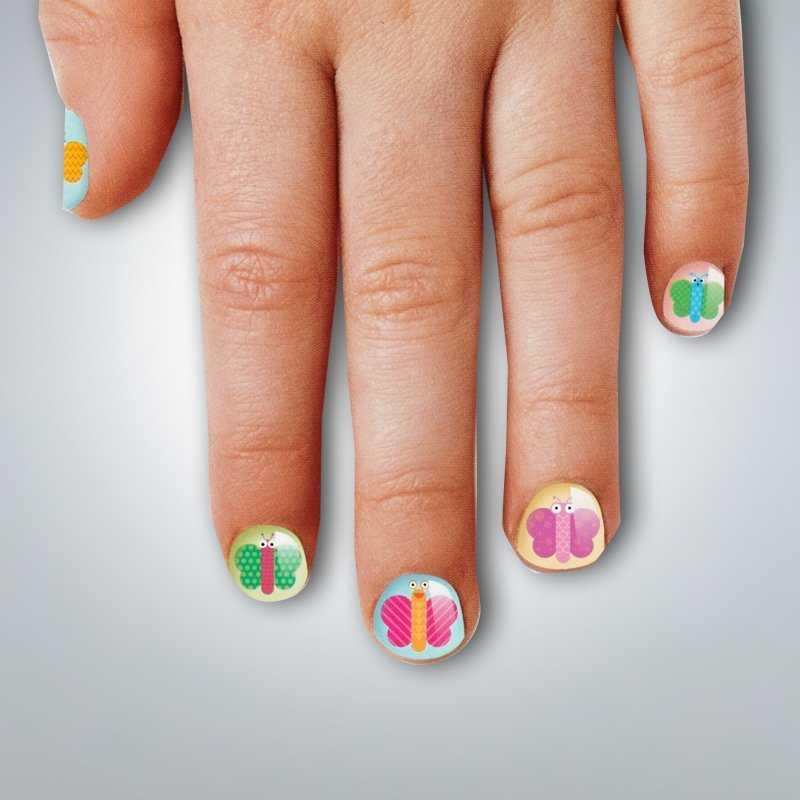 С какого возраста можно наращивать ногти - красота и здоровье