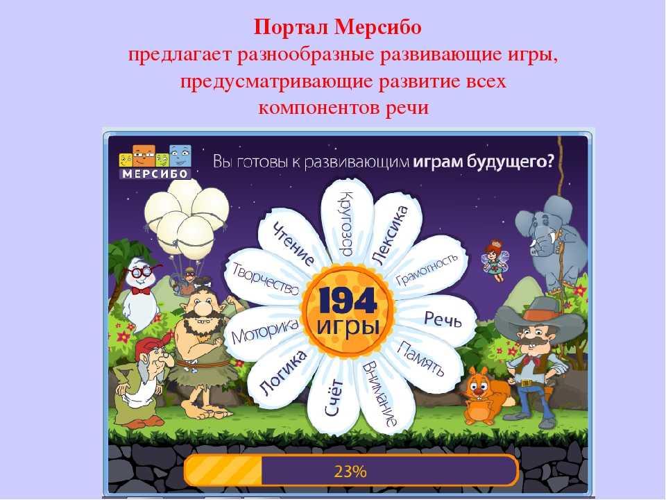 Игры для детей от4до6лет | развивающие игры мерсибо