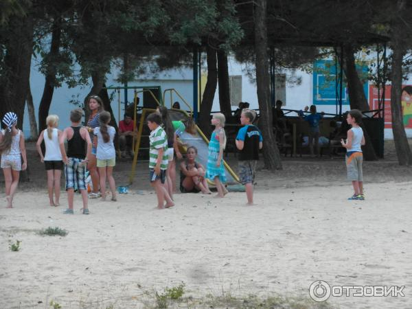 Детские лагеря в анапе