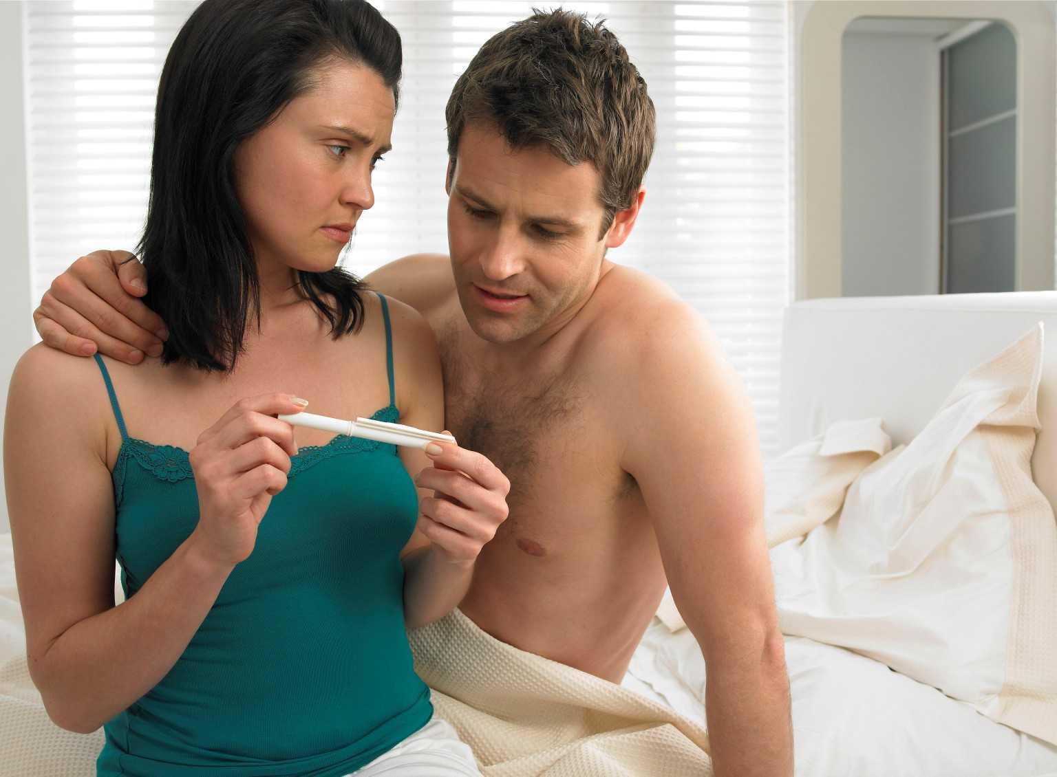 Если мужчина не рад беременности