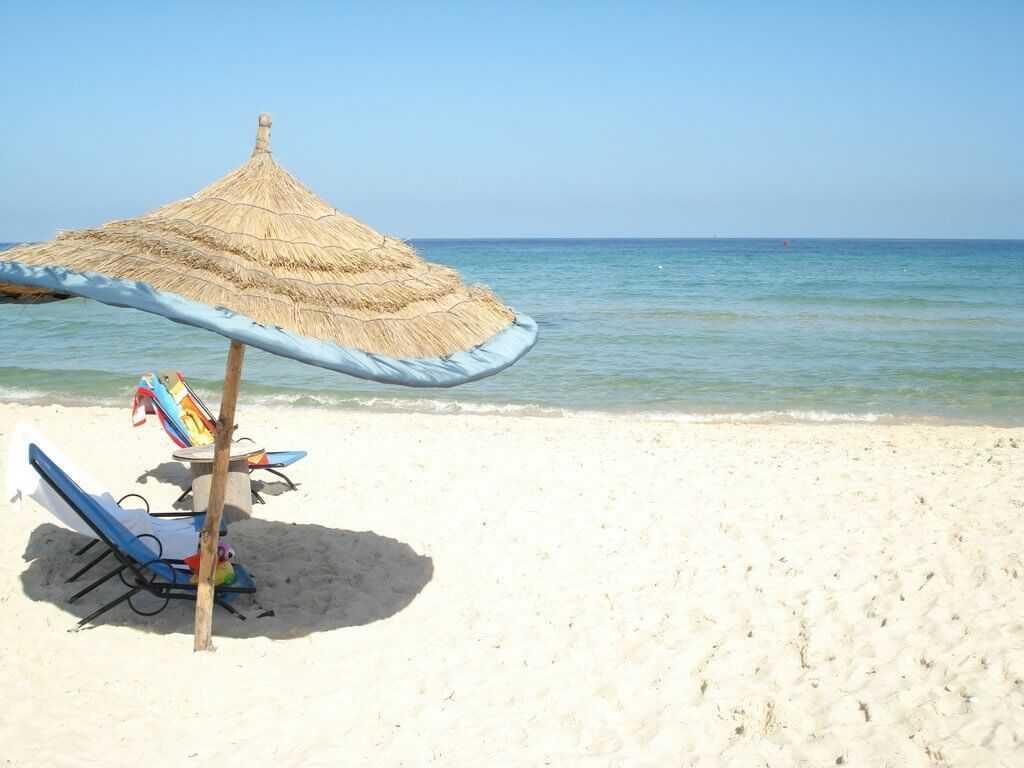 Выбираем курорт и отель в тунисе для отдыха с детьми