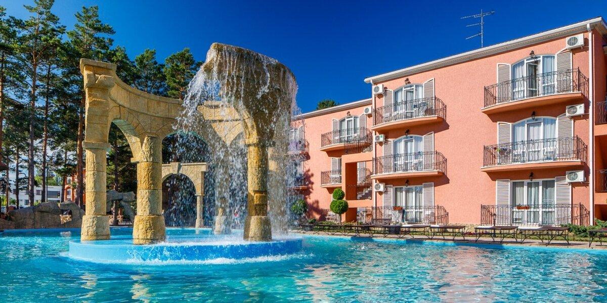 5 лучших отелей для семейного отдыха на черноморском побережье - фэмили алеан