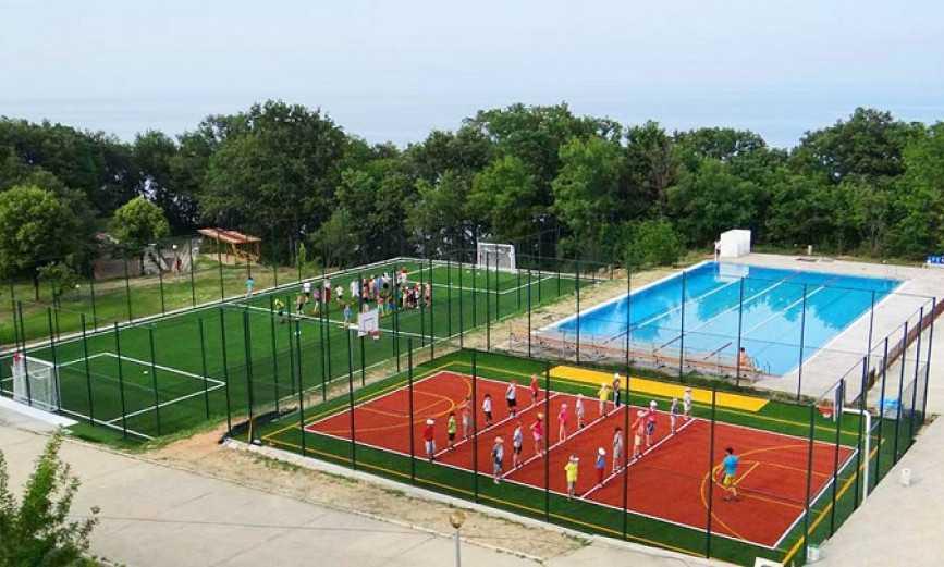 Спортивные сборы для детей, 2020-2021
