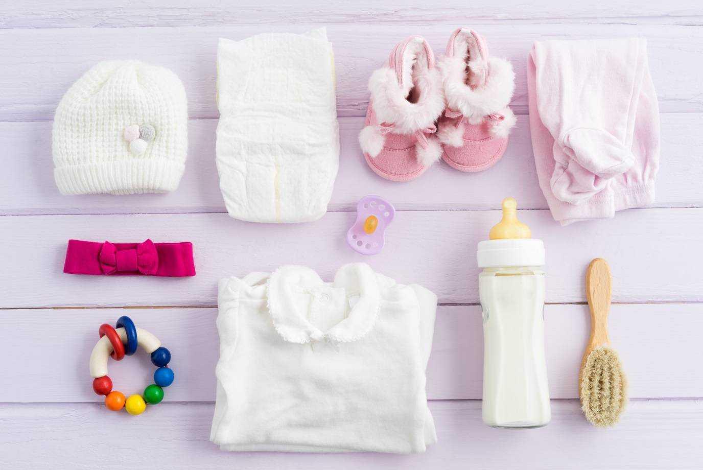 Топ- 11 вещей, которые точно не нужно покупать новорожденному